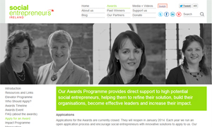 social entrepreneurs ireland awards