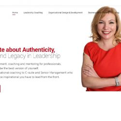 Leaxdership Coach and Business Training Kim Adele Ltd