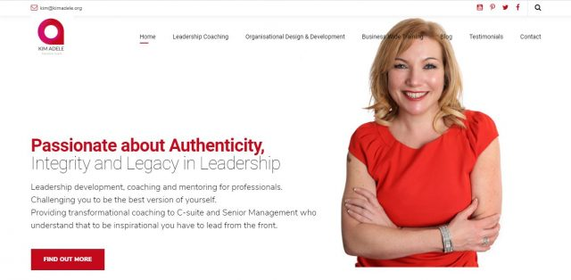 Kim Adele Leadership Coach